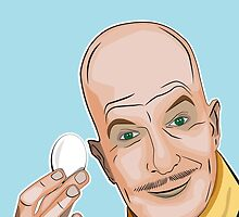 Egghead by Richard Rabassa