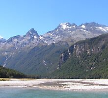 Dart River Panorama by whalexb