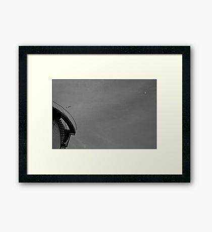 Paper Mill v.7 Framed Print