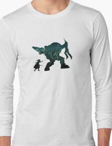 Big Daddy Rapture - Large Long Sleeve T-Shirt