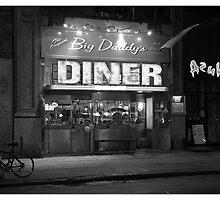 American Diner by LOREDANA CRUPI