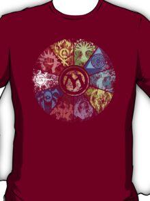 MTG - FADED GUILD WHEEL T-Shirt
