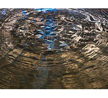 rippled Photographic Print