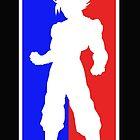 Goku Sport Logo by Lannie1787