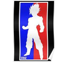 Goku Sport Logo Poster