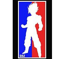Goku Sport Logo Photographic Print