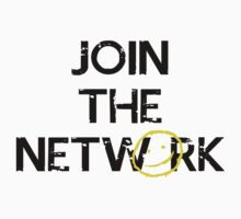 Join the Network by SamanthaMirosch