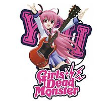 Yui - Girls Dead Monster Photographic Print