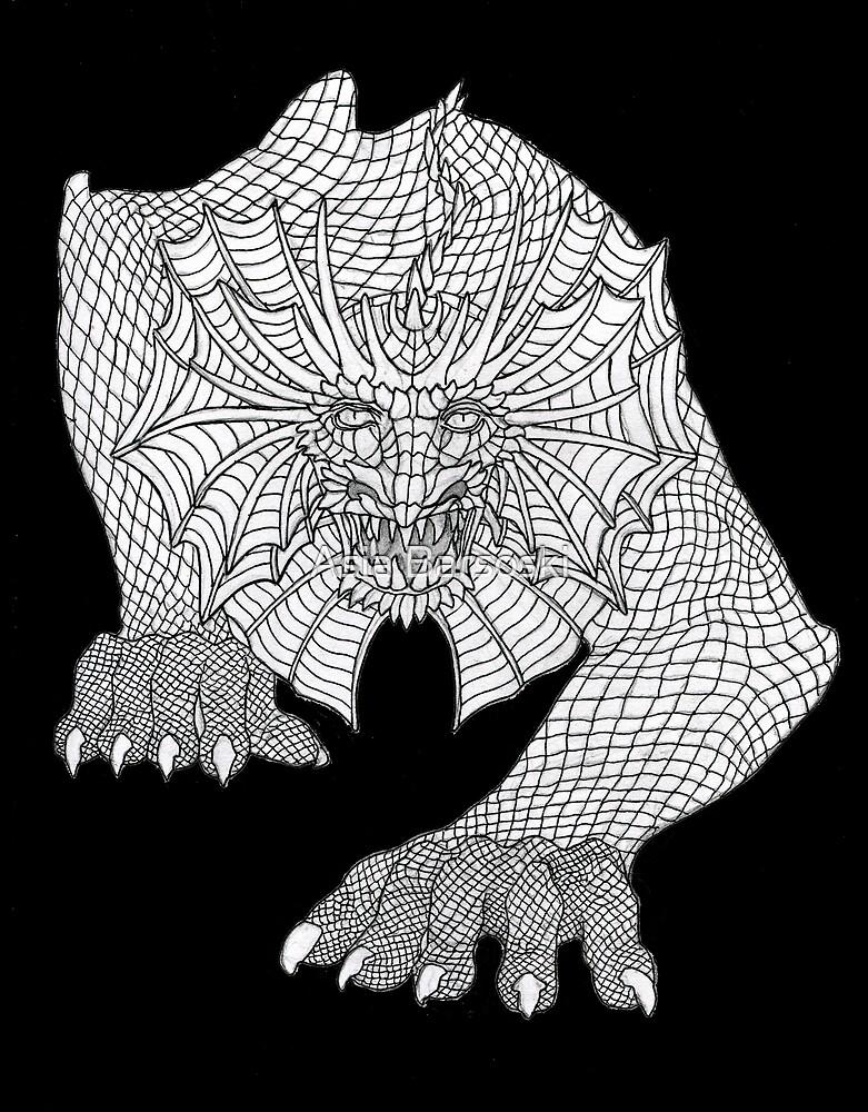 Dragon Crawl by Asia Barsoski
