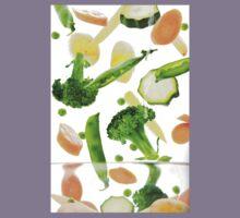 Healthy Vegetables Kids Tee
