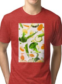 Healthy Vegetables Tri-blend T-Shirt