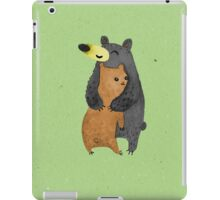 Bearhug! iPad Case/Skin