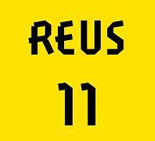 Marco Reus by dawidtur