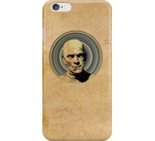 Moody Mummy iPhone Case/Skin