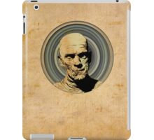 Moody Mummy iPad Case/Skin