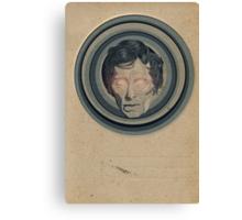 Creepy Peter Cushing Canvas Print