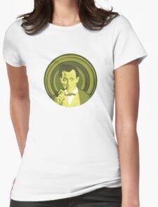 Creepy Cushing II Womens Fitted T-Shirt
