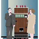 Vending machine date by SixPixeldesign