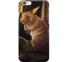 Raichu the Hamster iPhone Case/Skin