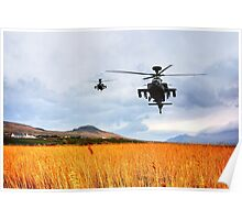 Apaches Approach Poster
