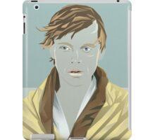 Sad Luke iPad Case/Skin