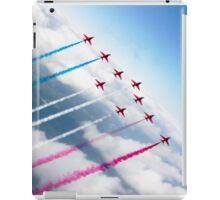 The RAF Red Arrows  iPad Case/Skin