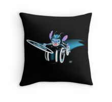 Tron Stitch Throw Pillow