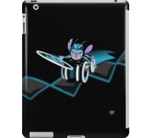 Tron Stitch iPad Case/Skin