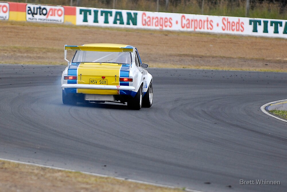 Ford's last words - Queensland 500 by Brett Whinnen
