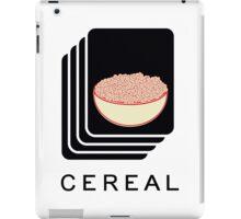 Cereal iPad Case/Skin