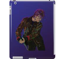 Bowie Guitar 1 iPad Case/Skin