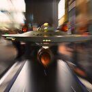 USS Enterprise (NCC-1701) by Matsumoto