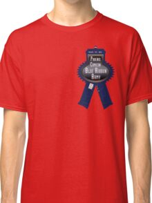 Phoenix Comicon Tardis Ribbon Army Classic T-Shirt
