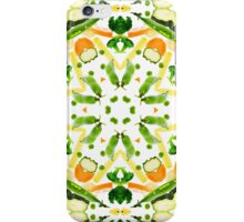 Kaleidoscope Veg iPhone Case/Skin