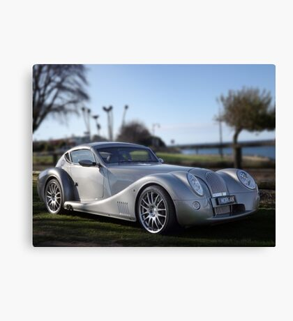 2011 Morgan Aero Super Sports Canvas Print