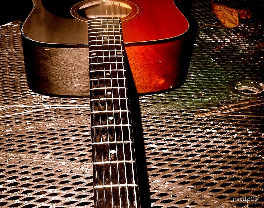 guitars by jram1203