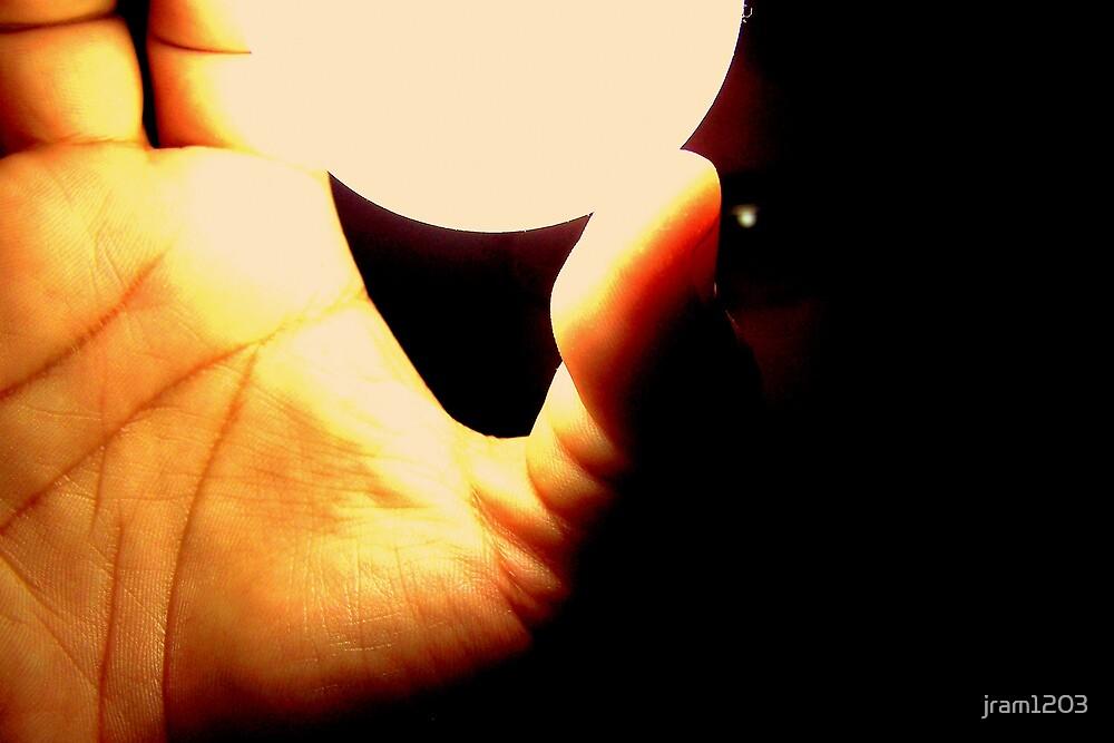 lights in my hand by jram1203