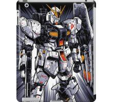Nu Gundam iPad Case/Skin