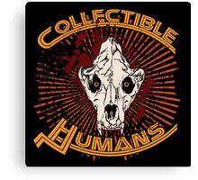 Collectible Humans Canvas Print