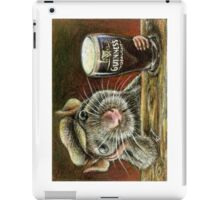 Paddy the rat iPad Case/Skin