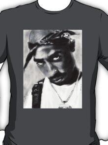 tupac shakur... pencil T-Shirt
