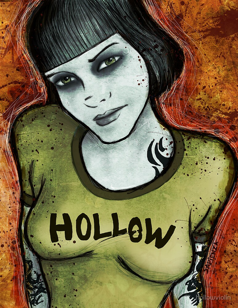 hollow doll by hollowviolin