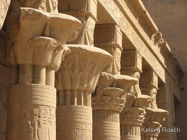 columns by Kelsey Roach