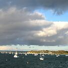 Clouds over Sorrento by langar
