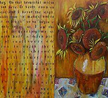 sunflowers by kjarts