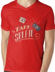 Take a Selfie Mens V-Neck T-Shirt