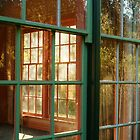 Cottage Windows,Cobin Farm Geelong by Joe Mortelliti