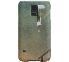 The Trick is to Keep Breathing Samsung Galaxy Case/Skin