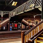 Geelong Railway Station by Joe Mortelliti