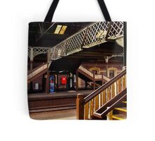 Geelong Railway Station Tote Bag